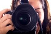 lady camera
